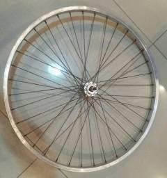 Roda dianteira para bicicleta Aro 26