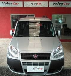 Fiat Doblo Essence 1.8 2014, 7 Lugares, Gnv