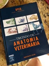 Livro Tratado de Anatomia Veterinária