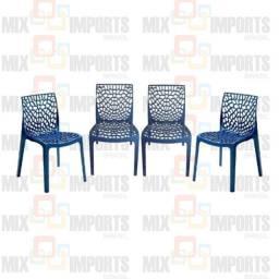 4  Cadeiras Gruvyer  Cozinha ,- Varanda - Sala Jantar