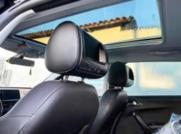 Peugeot teto panorâmico 1.6 griffe automático telas para banco traseiros
