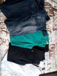 COMBO Calças jeans feminina 38