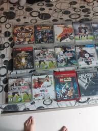 Vendo cada jogo de PS3 por R$10,00