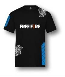 CAMISETA FREE FIRE