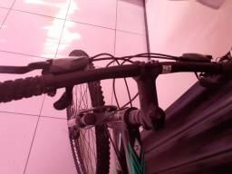 Bicicleta Mônaco aro29 quadro alumínio toda Shimano