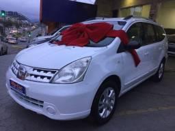 Nissan Grand Livina 1.8 2013 7 lugares