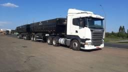 Scania R440 2014Motor novo rodocacamba 2019 com pneus pronto trabalhar valor 600.000