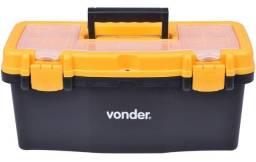 Título do anúncio: Caixa Plastica Ferramentas Multiuso Vonder CPV 0405