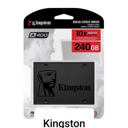 HD SSD Kingston 240GB 500-350M<br><br>