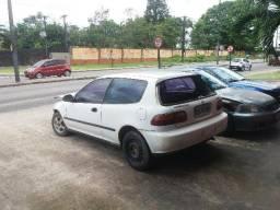 Honda Civic DX hatch