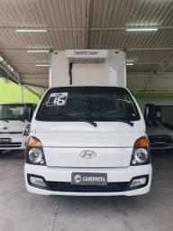 Hyundai Hr 2016 Refrigeda Muito Nova