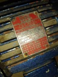 Motor de indução Weg trifásico 3 cv 220