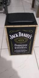 Cajon JACK Daniels acústico