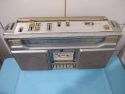 Rádio gravador polyvox RG 800