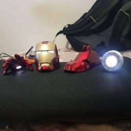 Homem de Ferro - algumas partes