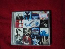 Cd U2 - Achtung Baby - Importado - Novo - 1991