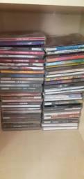CDs e DVDs usados
