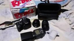 Camera semiprofissional Canon T5