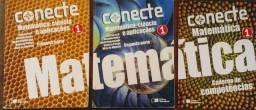 Conecte: matemática: ciências e aplicações 1 - 3 volumes