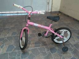 Bicicleta aro 16 Pinky