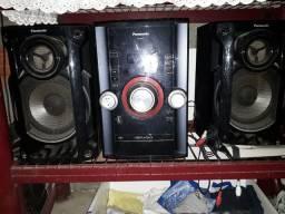 Aparelhos de som Panasonic