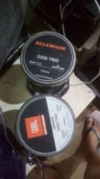 Par de corneta D250 trio