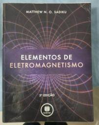 Elementos De Eletromagnetismo 5ed. Sadiku, Matthew N