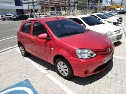 Toyota etios x hatch 1.3 2017