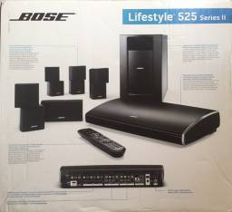 Home Theater Bose Lifestyle 525 + Suportes