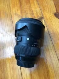 Lente Canon - 24-35mm F2