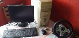 Um computador  compreto