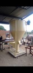 Compro Misturador de Ração de mil quilos