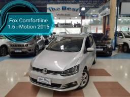 VW Fox 1.6 Confortline Imotion