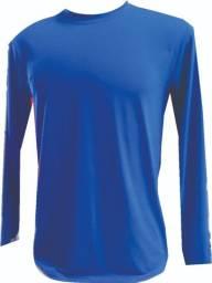 Camisa Com Proteção Uv Manga Longa