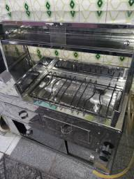 Kit de tapioca para veiculo fiesta gol corsa onix hotdog