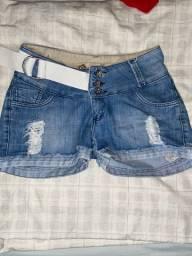 9 shorts por 150 reais