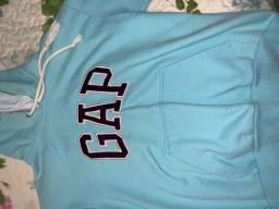 Moletom GAP azul original