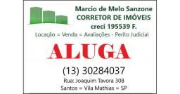 pacote R$ 2.500,00 Sobrado - vila belmiro -
