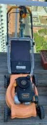 Cortador de Grama Gasolina 4.0 HP com recolhedor