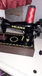 maquina de costurar Elgin toda boa
