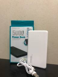 Carregador Portátil Power Bank Pineng 5000mah P/ Smartphone