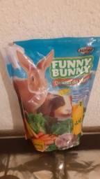 Vendo ração funny bunny