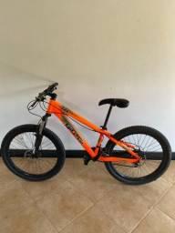 Bicicleta Gios Frx com freio hidráulico