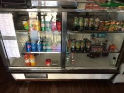 Vende-se balcão refrigerado