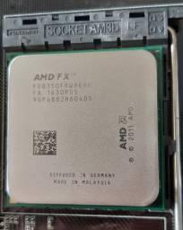 Processador Octa Core Amd Fx-8350 Black Edition, 4.0ghz (4.2GHz Turbo)