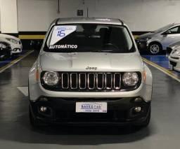 Jeep Renegade Sport 1.8 Automático Muito Novo Único Dono Revisado IPVA 2021 Grátis