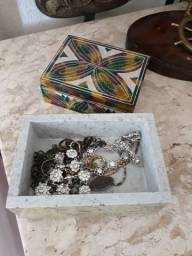 Porta jóias em pedra
