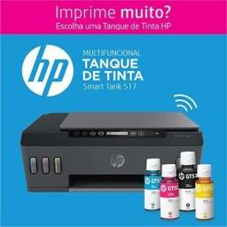 Família vende tudo ? Impressora multifuncional Jato de tinta / Tanque