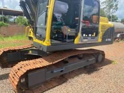 Vendo escavadeira hidráulica EC210B volvo