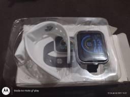 Smartwatch novo na caixa
